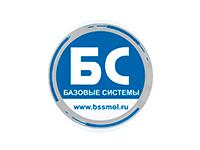 """логотип """"Базовые Системы"""""""