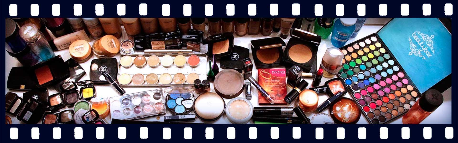 Особенности макияжа для видеосъемки