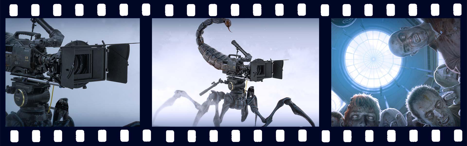 Страх перед видеокамерой