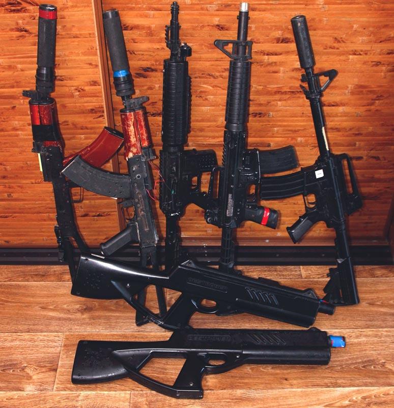 Заготовки для оружия
