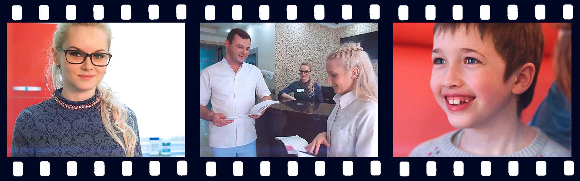 Постановочный рекламный ролик «Стевия Фемели»