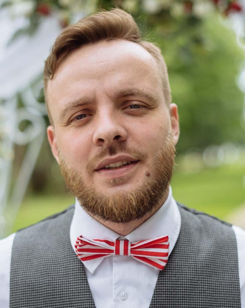 Александр Киселев - секундант